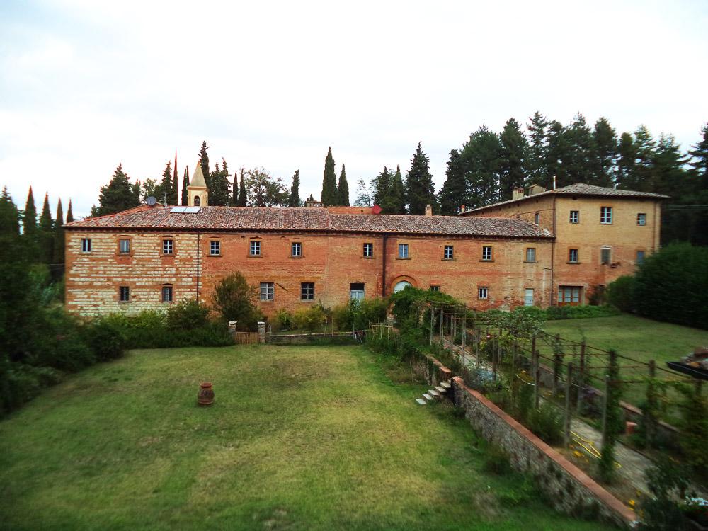 Il convento di San Vivaldo