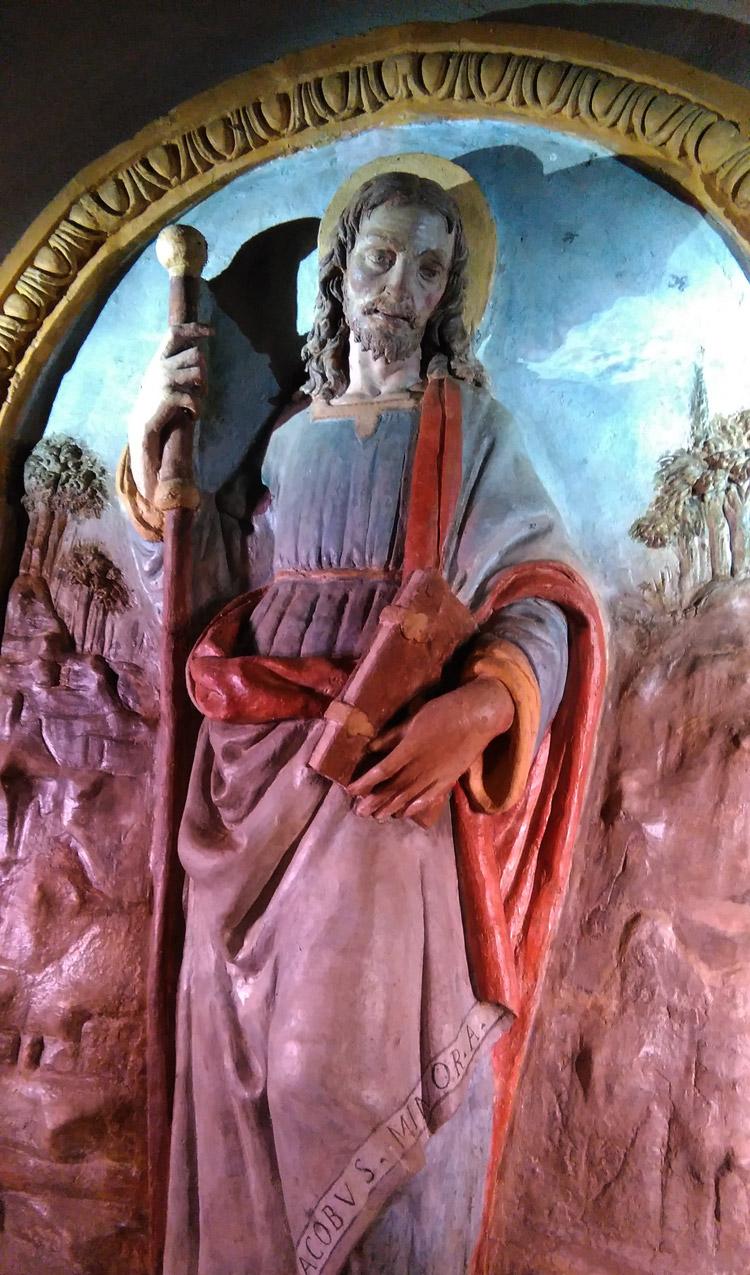 Il san Giacomo minore