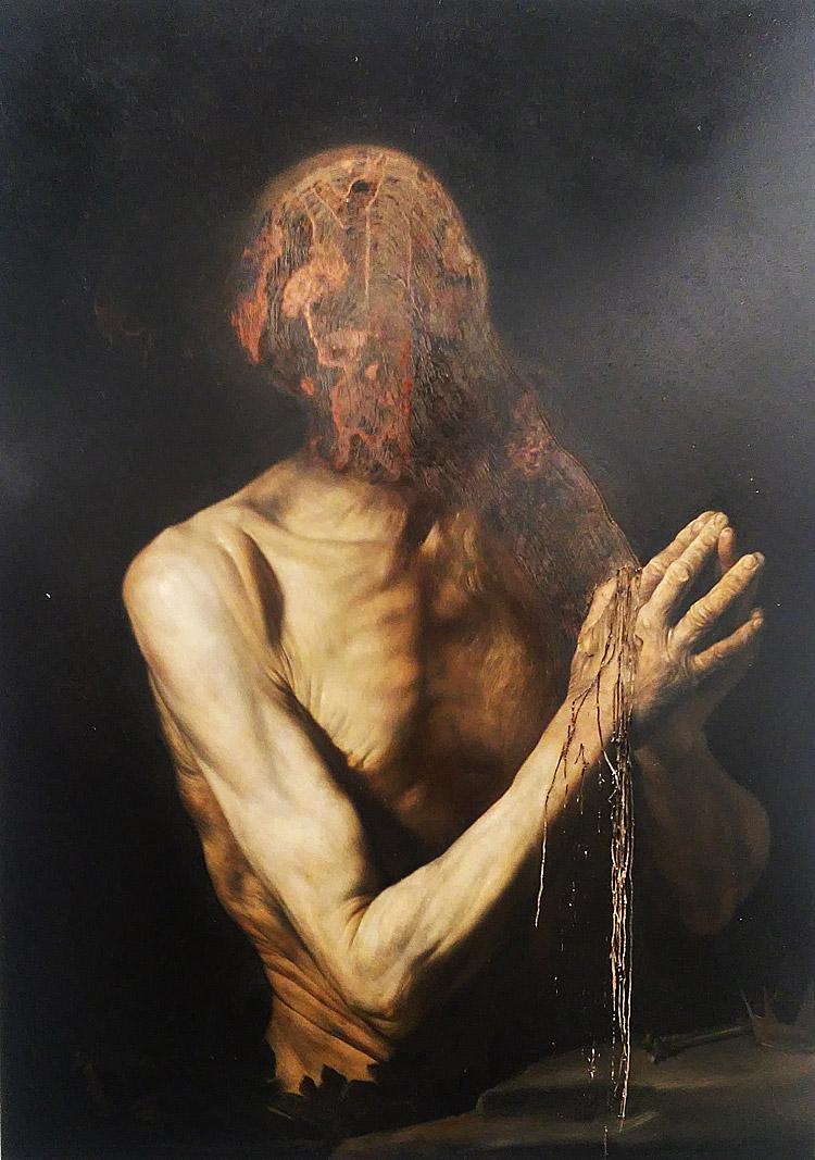 Nicola Samorì, La caduta dei giganti