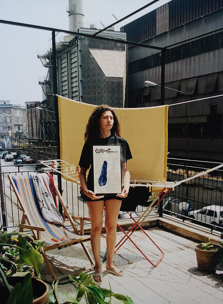 Giulia Piscitelli, Italsider/Collant