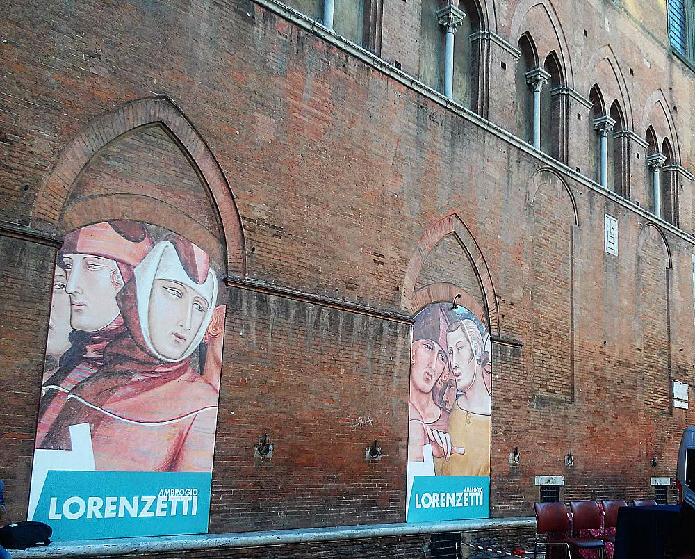 Mostra di Ambrogio Lorenzetti a Siena