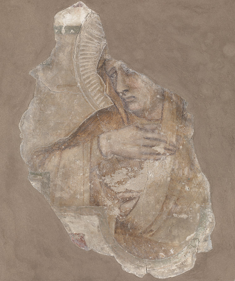 Pietro Lorenzetti e bottega, Madonna dolente