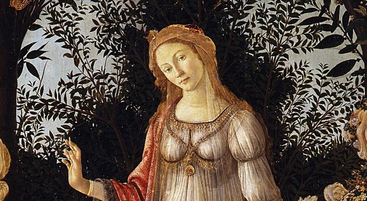 #BotticelliSpringMarathon: con il contest degli Uffizi diventiamo tutti Botticelli