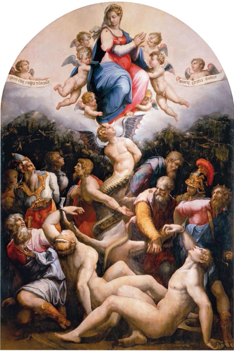 Giorgio Vasari, Immacolata Concezione