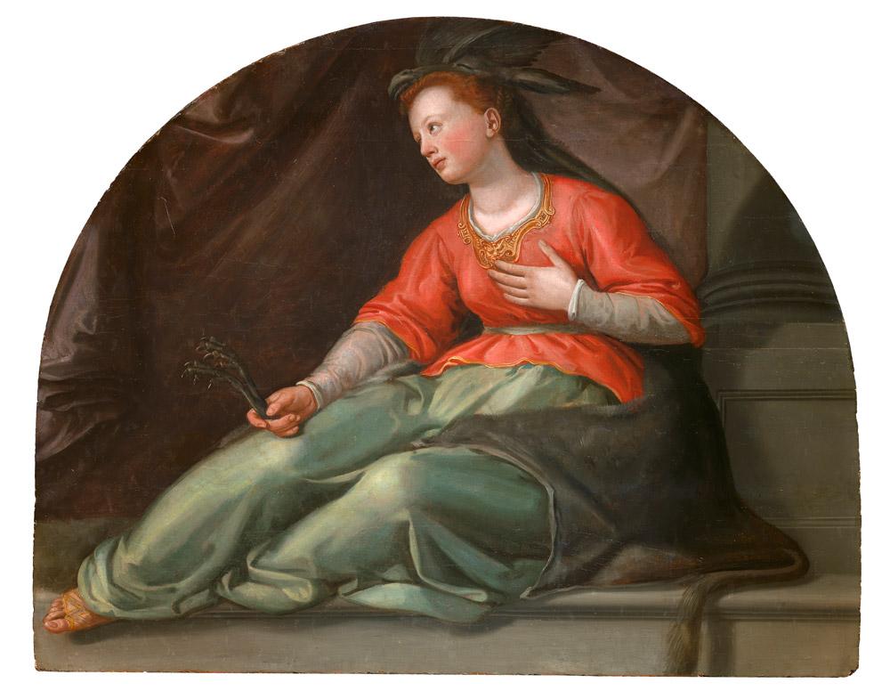 Santi di Tito, La Fatica