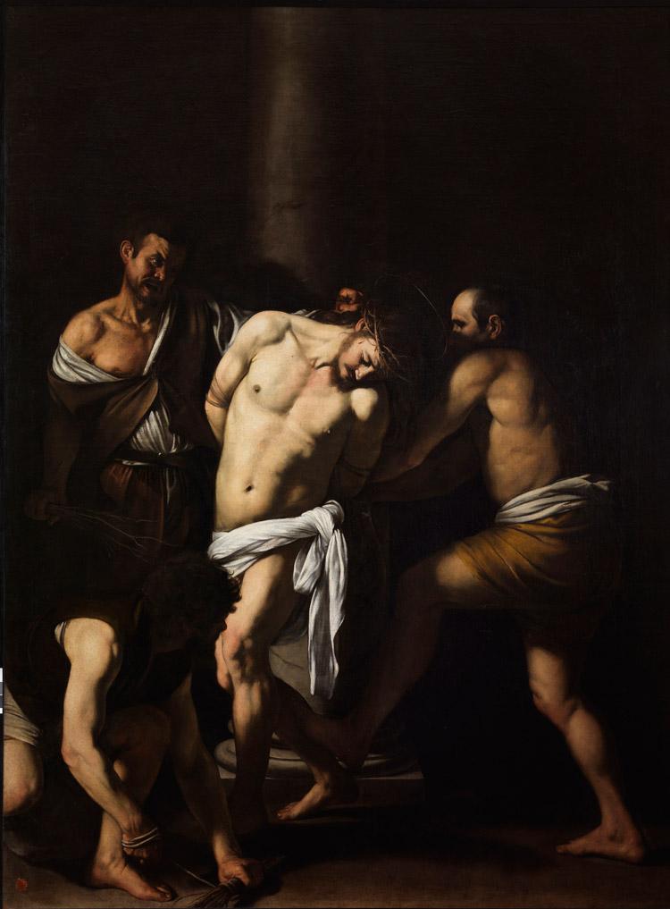 Caravaggio, Flagellazione