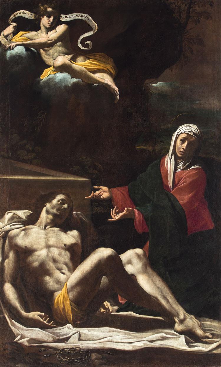 Carlo Bononi, Pietà
