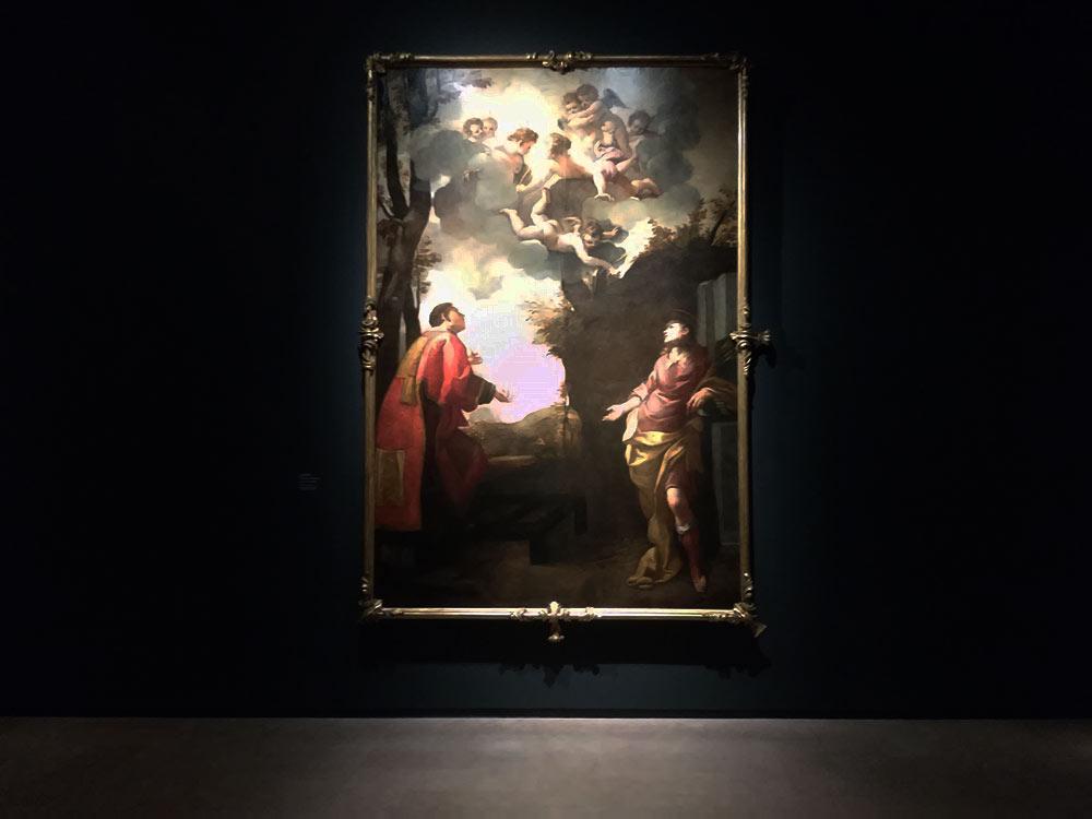 Carlo Bononi, I santi Lorenzo e Pancrazio