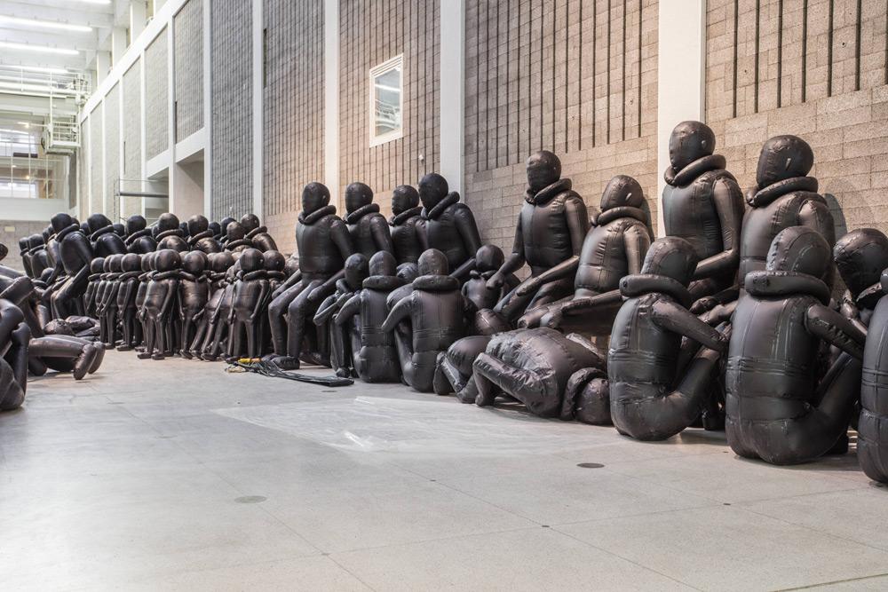 Ai Weiwei, La legge del viaggio