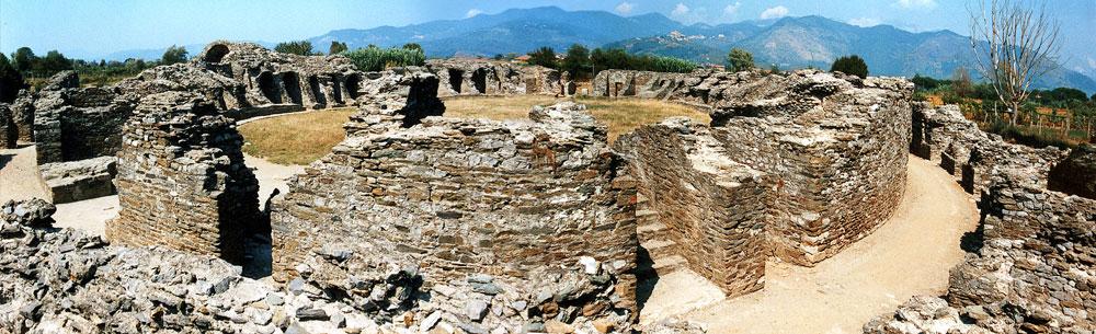 Scoperte due domus romane nell'Area Archeologica di Luni