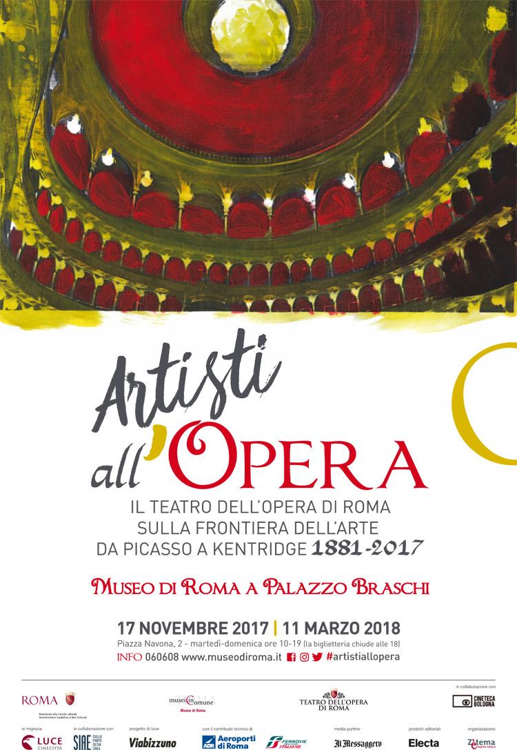 Da Picasso a De Chirico, ecco gli artisti del Teatro dell'Opera di Roma