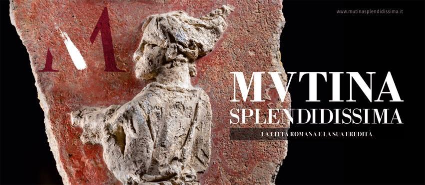 """Modena: una mostra per celebrare l'eredità romana della """"Mutina splendidissima"""""""