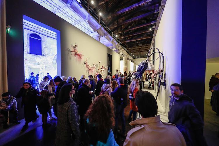 La Biennale di Venezia registra oltre 615.000 visitatori. Moltissimi i giovani