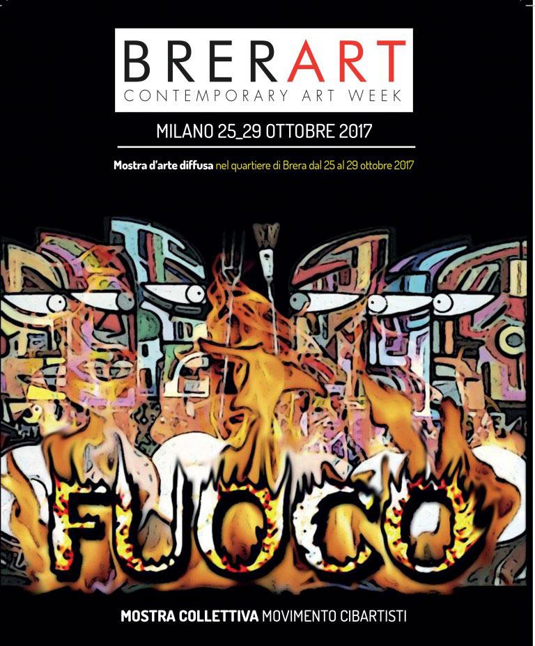 Arriva la quinta edizione di Brerart - Contemporary Art Week