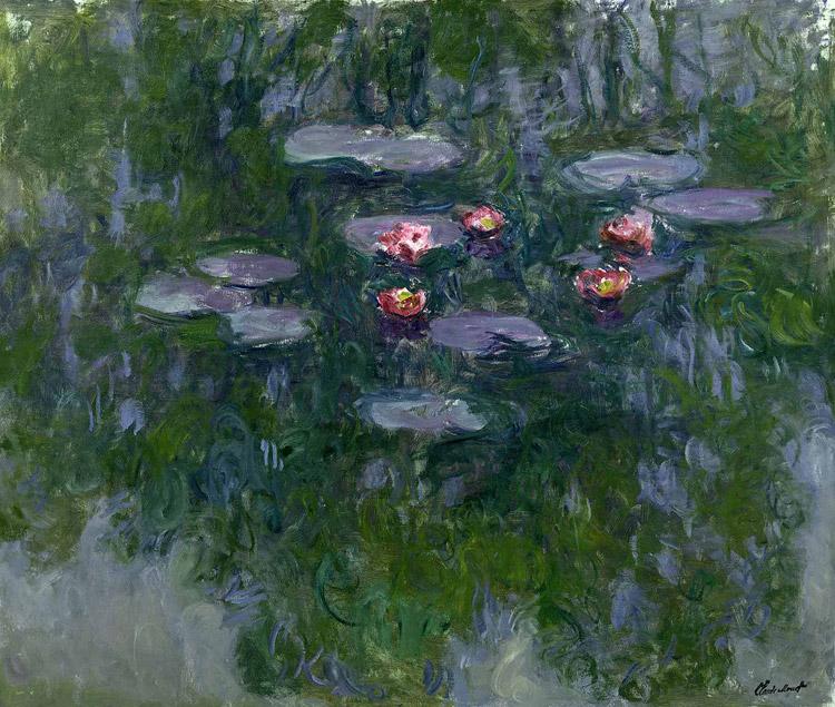 Roma: i dipinti di Claude Monet in mostra al Complesso del Vittoriano