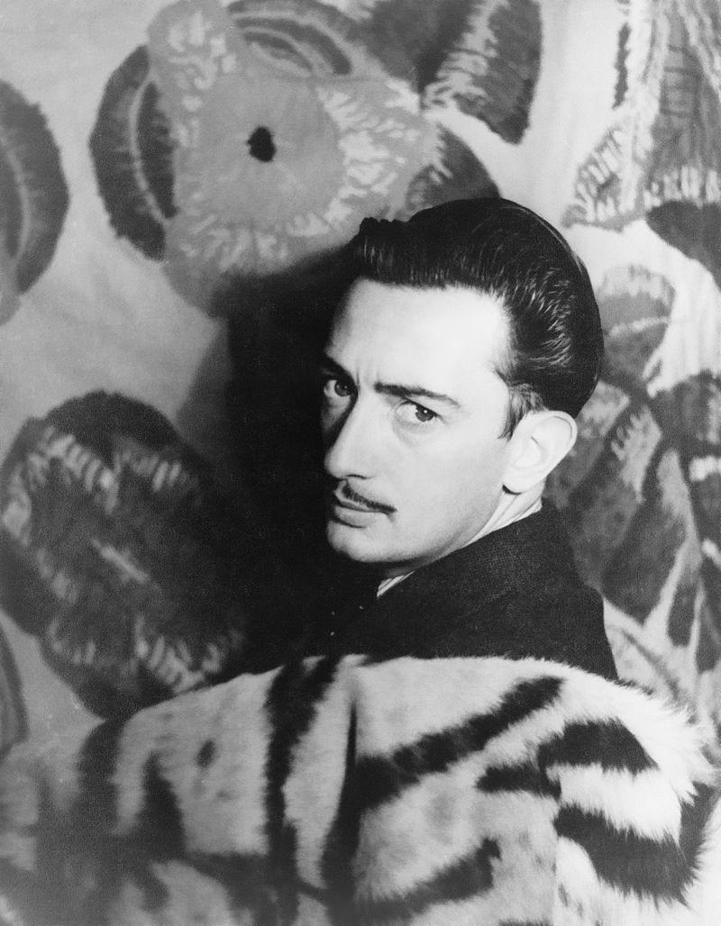 Pilar Martínez non è figlia di Salvador Dalí