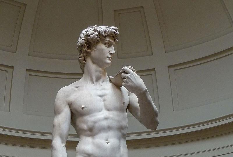 Il David di Michelangelo è ancora più protetto