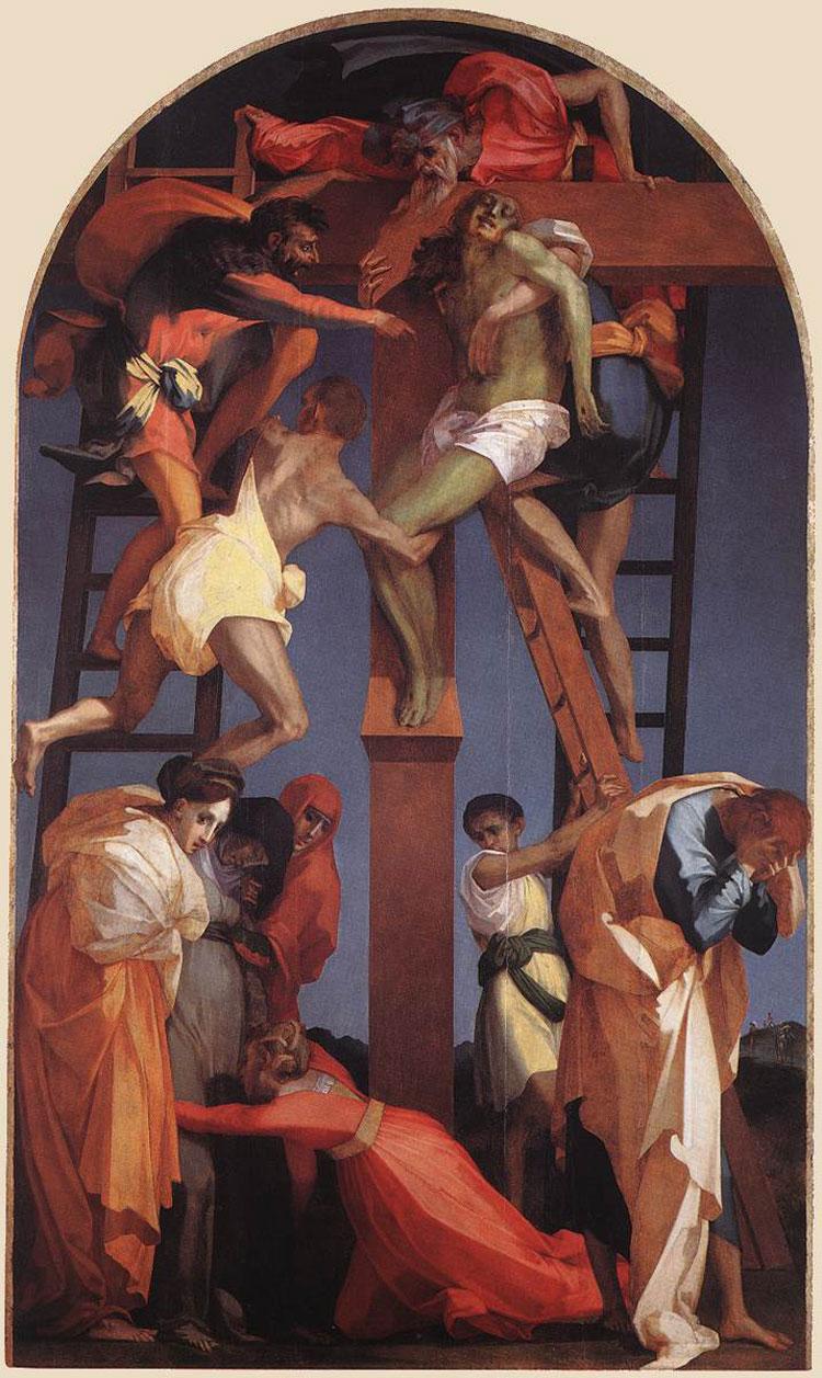 La Deposizione del Rosso Fiorentino andrà in prestito a Firenze