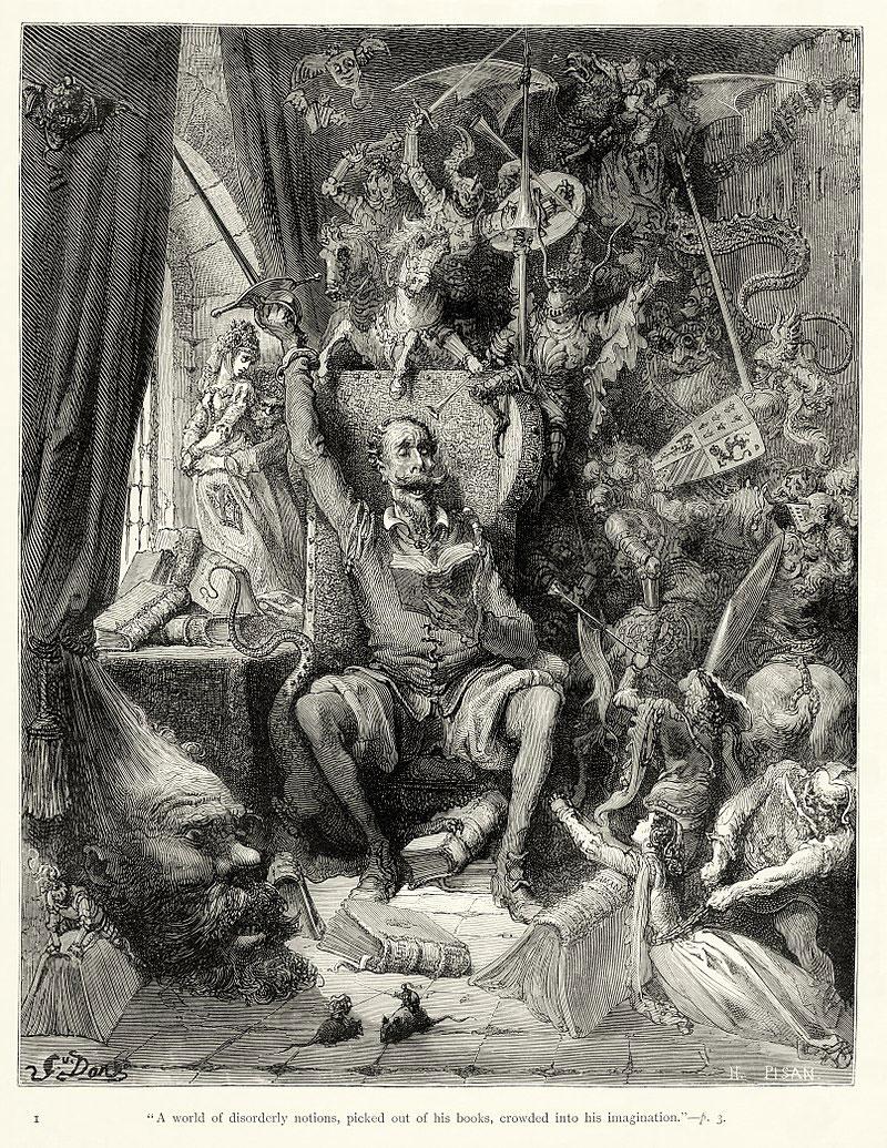 Quijotes por el mundo: in mostra a Napoli più di 50 edizioni del Don Chisciotte