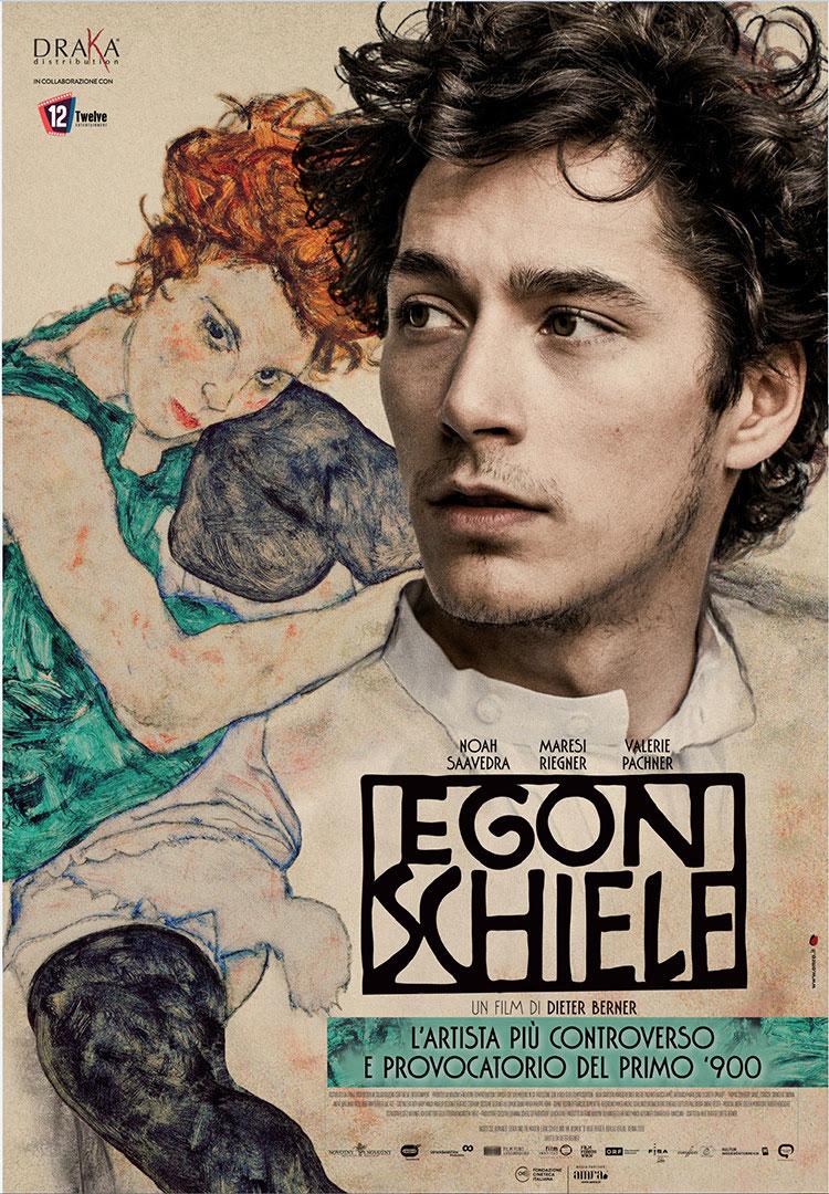 Al cinema un film dedicato a Egon Schiele