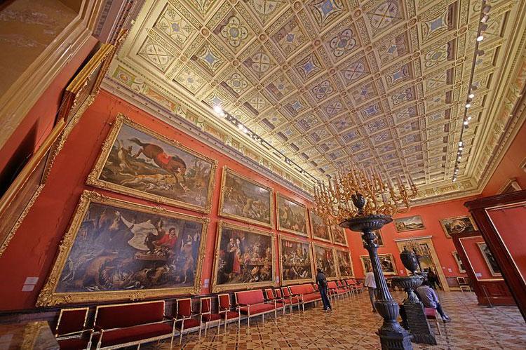 Accordo tra i musei del Piemonte e l'Hermitage di San Pietroburgo
