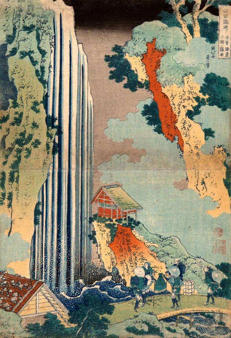 Al Museo dell'Ara Pacis di Roma una grande mostra dedicata a Hokusai