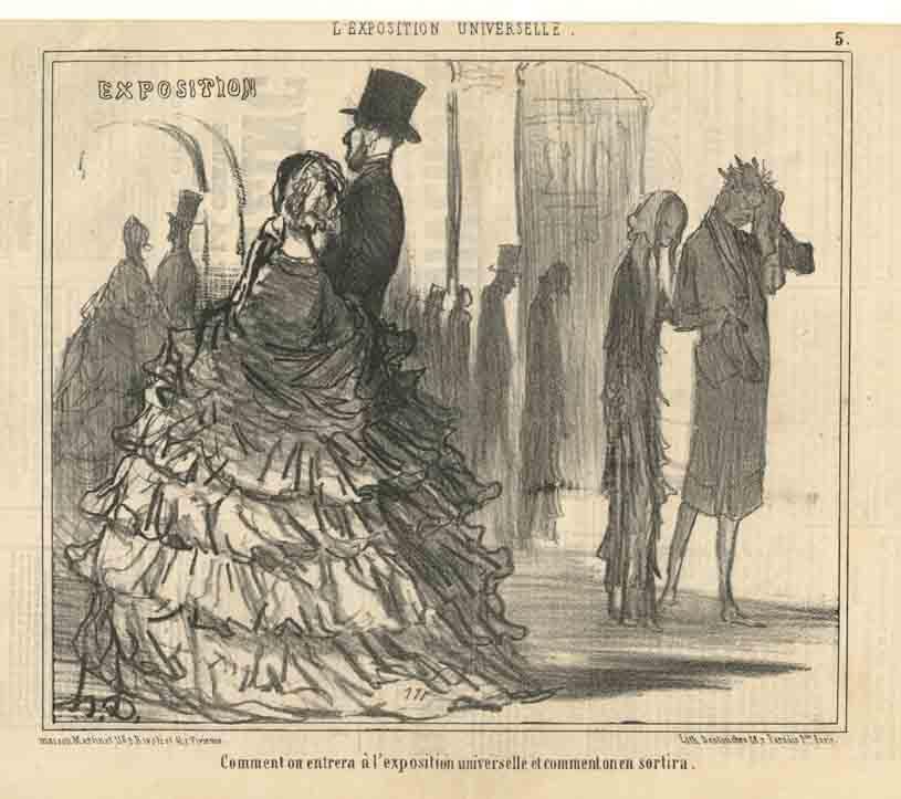 La denuncia sociale di Honoré Daumier in mostra a Bellinzona