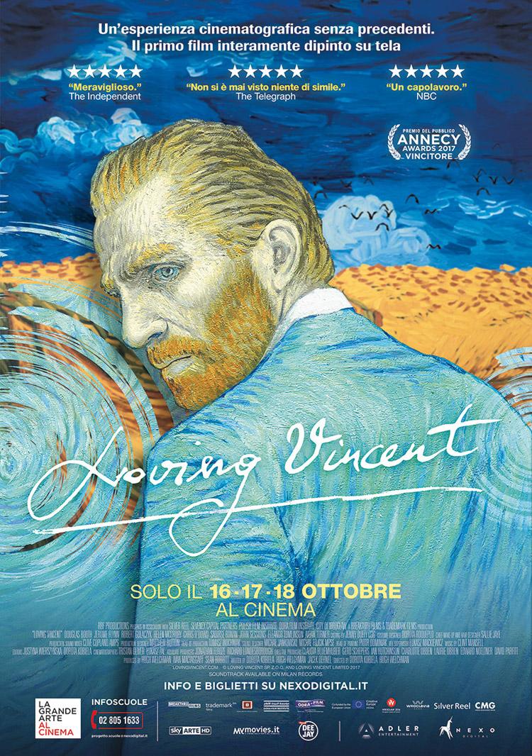 Loving Vincent: arriva in Italia il film d'animazione su van Gogh. Ecco le date
