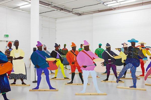 Il Turner Prize 2017 a Lubaina Himid: vince l'Africa dei rifugiati e degli emarginati