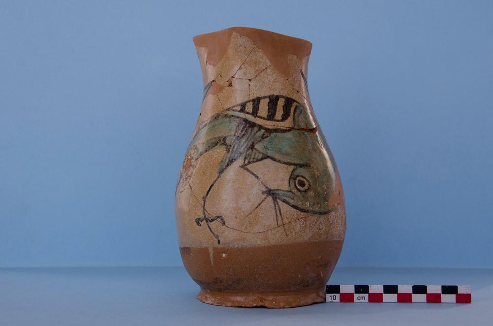 Tutta la raffinatezza delle rare maioliche ritrovate, al Museo Civico Corboli di Asciano