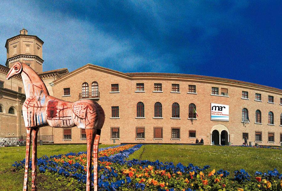 A Ravenna apre la quinta edizione della Rassegna Biennale di Mosaico Contemporaneo