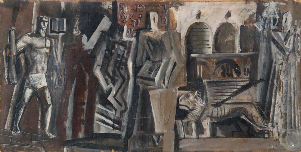 Una mostra in Romagna ripercorre l'intera carriera di Mario Sironi