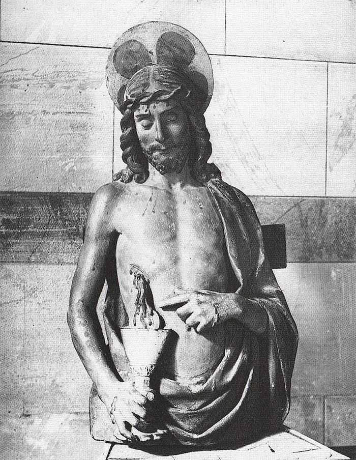 I carabinieri recuperano un'importantissima scultura rinascimentale di Matteo Civitali