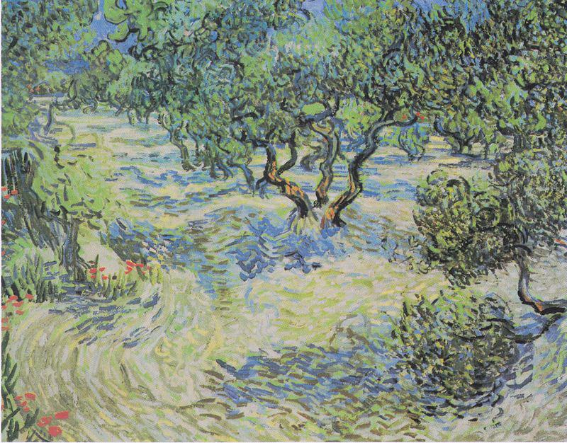 Scoperta una cavalletta in un dipinto di Van Gogh