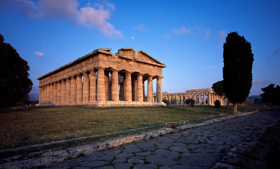 Paestum, lavori al Tempio di Nettuno: per Zuchtriegel è anche merito della riforma Franceschini