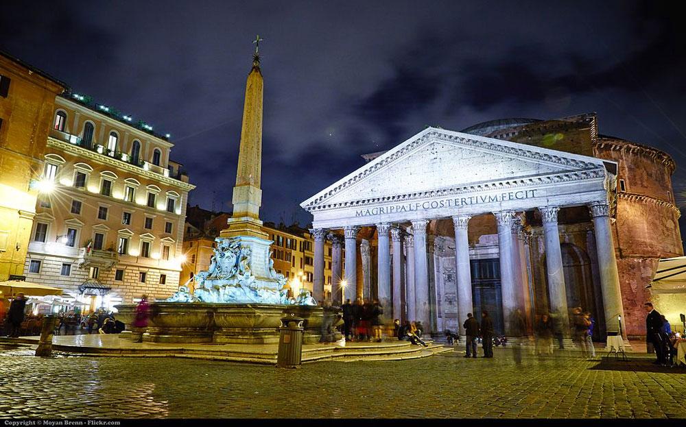 Franceschini rilancia la proposta di un biglietto per visitare il Pantheon