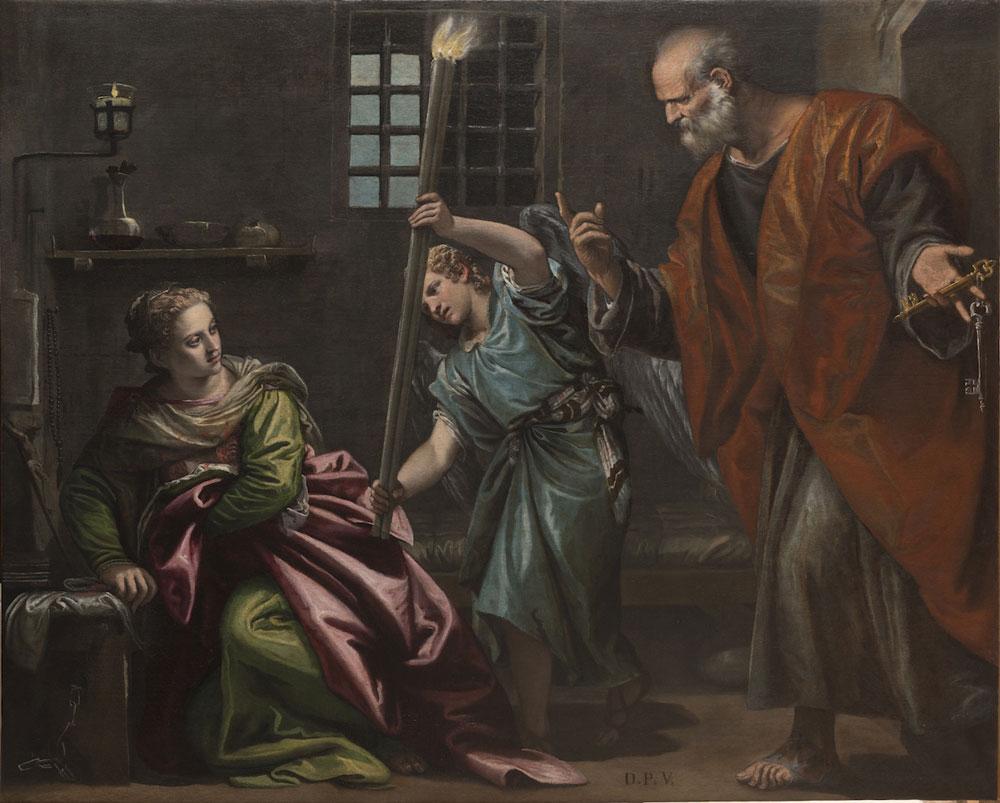Due dipinti del Veronese restaurati da Venetian Heritage e Bulgari