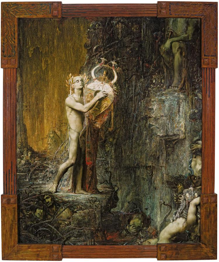 Il simbolismo mistico in mostra alla Guggenheim di Venezia. Ecco le opere