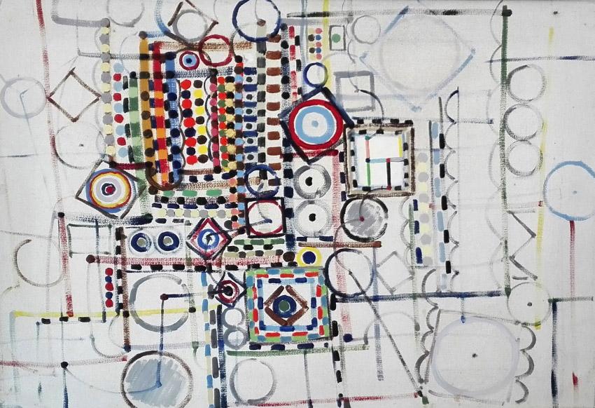 A Carrara la mostra su Pietro Pelliccia, maestro dell'astrattismo del dopoguerra