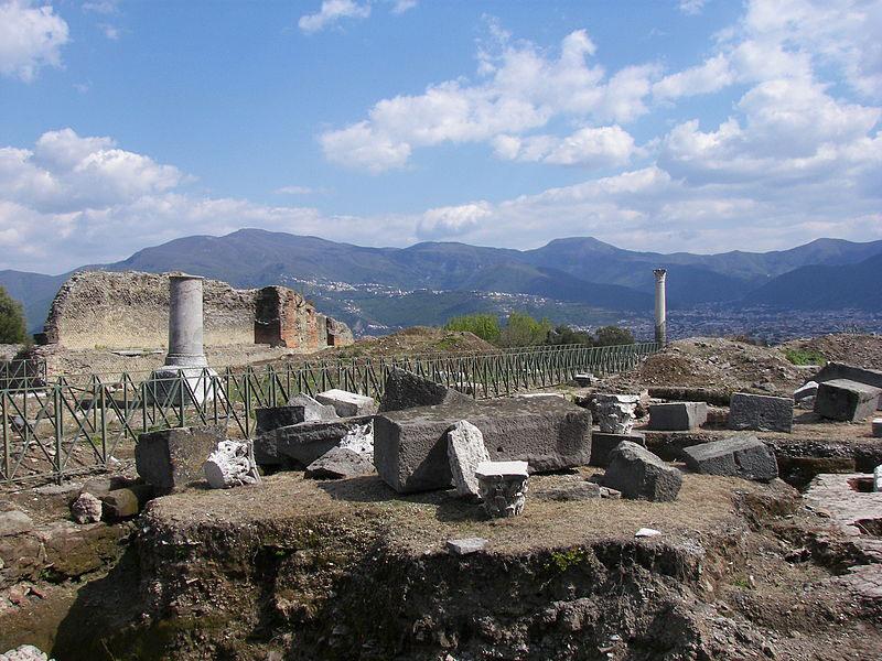 Il Dedalo di Mitoraj per sempre a Pompei
