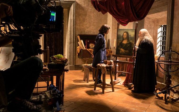 Stasera andrà in onda su Sky il film Raffaello - Il Principe delle Arti