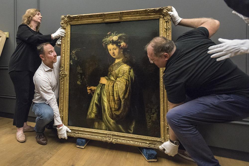 Lo spettacolo del Seicento olandese: Rembrandt e gli altri tesori degli zar dalla Russia ad Amsterdam