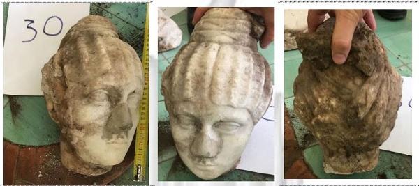 Grosseto: sequestrati oltre 200 reperti archeologici