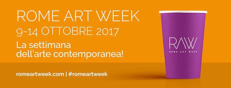 Torna Rome Art Week!