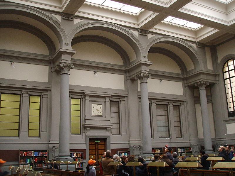 La Biblioteca Nazionale Centrale di Firenze rischia il collasso, è allarme