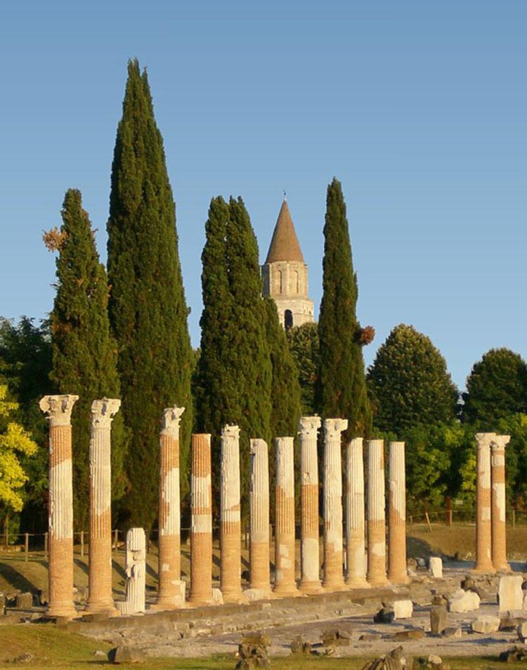 Nuova campagna di scavi alle Grandi Terme di Aquileia