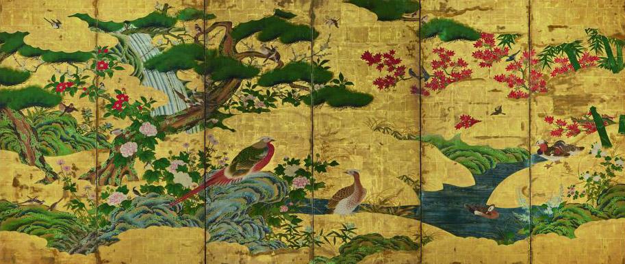 Il Rinascimento giapponese in mostra agli Uffizi: una mostra unica