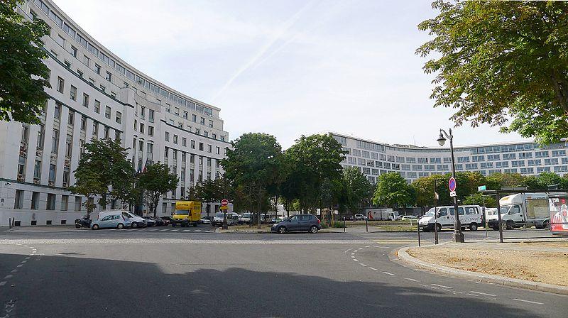 La sede dell'UNESCO a Parigi