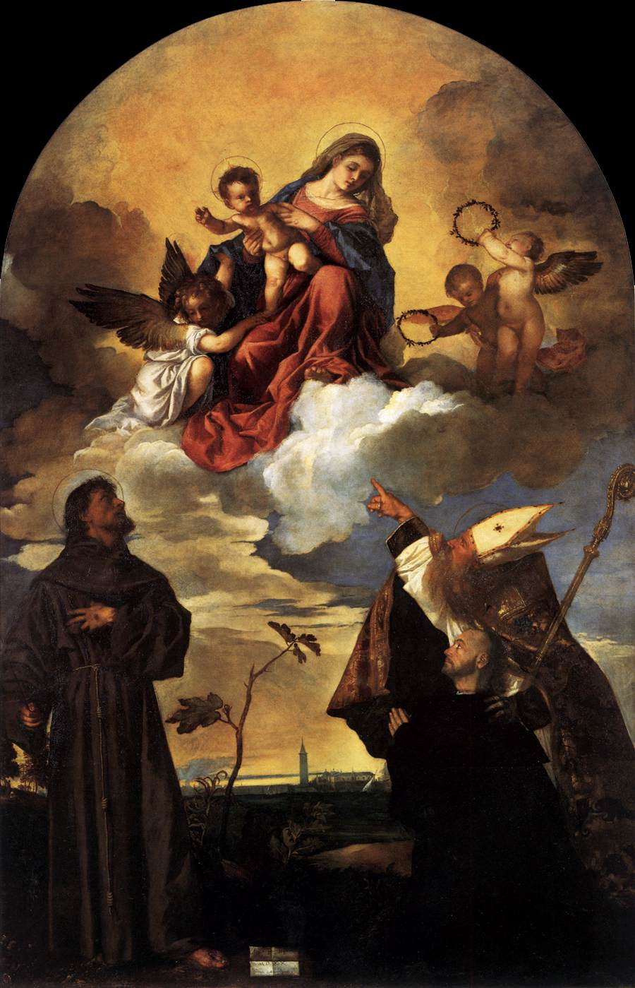 Quest'anno tocca a Tiziano il ruolo di strenna natalizia del Comune di Milano