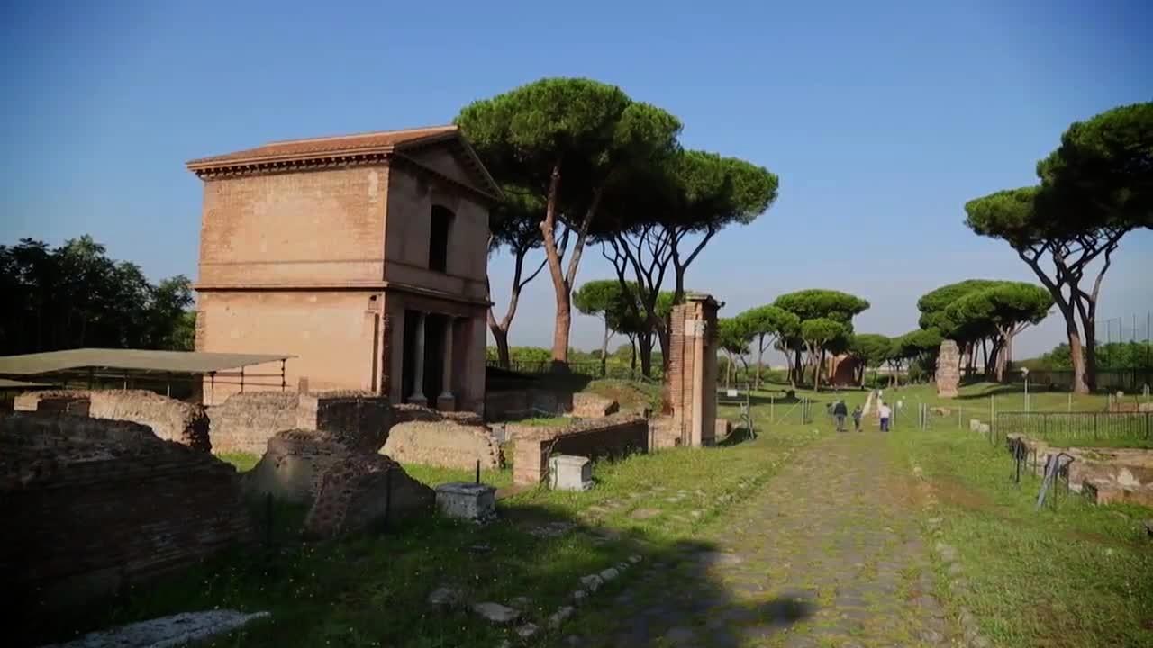 Roma: la Tomba Barberini riapre al pubblico dopo due anni di restauri